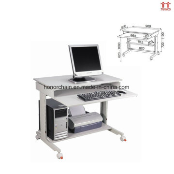 Niedriger Preis von Büroarbeit Schreibtisch mit hochwertiger Computertisch-Arbeitsstation