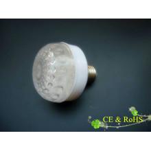 E27 LED globo de luz, 3W, 60LEDs, reemplazar 35w incandescente