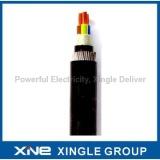 Al/PVC/SWA/PVC Electrical Cable