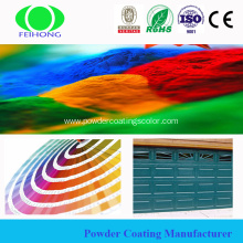 polyester resin heat transfer door powder coating