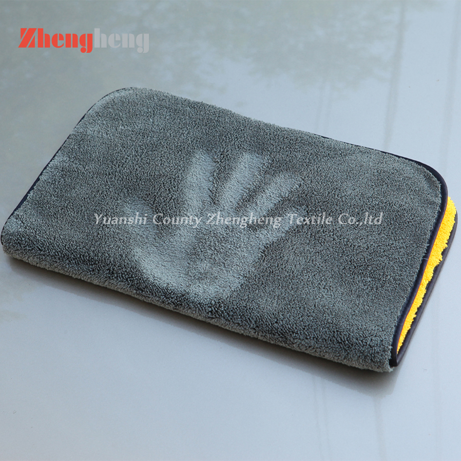Customized Microfiber Material Car Cleaning Towels
