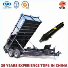 Cylindre multi-étages standard pour camion à benne basculante Single Acting / Parker