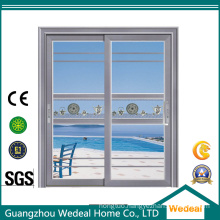 Engineered Hotel/Room Aluminum Glass Sliding Door