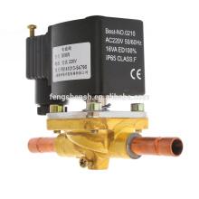 solenoid valve types