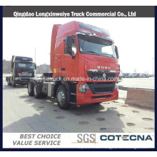 Competive Price HOWO T7h Tractor Truck with 6*4