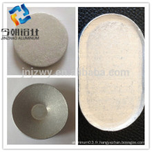 Fourniture de prix d'usine 1100 1060 disques en aluminium pour ustensiles de cuisine