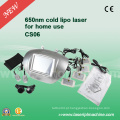 CS06 corpo poderoso que dá forma à máquina da perda de peso 650nm Lipolaser