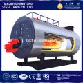 1T/H Steam Capacity Fuel Diesel Oil /Gas Steam Boiler with Italy Baltur Burner