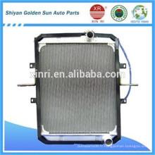 Radiateur universel à refroidissement en aluminium à faible prix Foton0018-G pour pièces de moteurs de camions foton