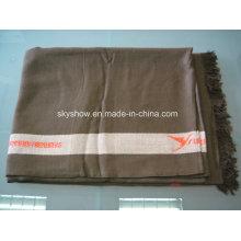 Пользовательские модакриловые авиакомпания одеяло (SSB0173)