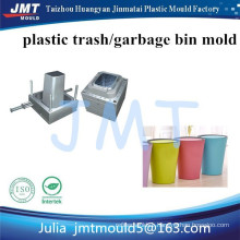 best price waste paper basket bin plastic injection mold manufacturer