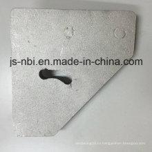 Литые алюминиевые детали для литья песка