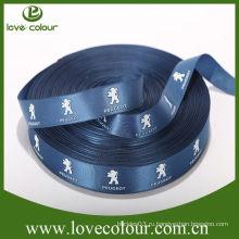 Гуанчжоу настроить лента / полиэстер ленты логотип напечатана