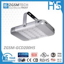 Iluminación exterior para interiores 200W Luz alta para bahía alta potencia LED