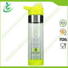 24 Oz Nouvelle infuseuse de fruits Bouteille d'eau BPA Free Custom