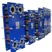 Intercambiador de calor de placas de alta eficiencia térmica para calentamiento de vapor (igual a M6 / M10)