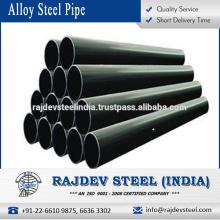 Proveedor de primera categoría de tubos de acero de aleación Gr P11 para la venta