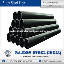 High Pressure Bearing Alloy Steel Pipe Gr P22 at International Trade Rate