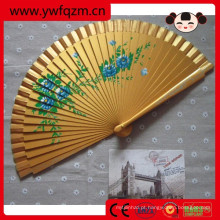 fã promocional chinês personalizado mini mão