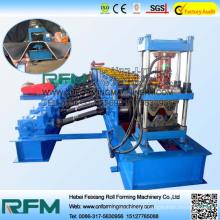 highway guardrail plate making machine
