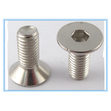 Metal nuts and bolts hardware socket screw