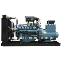 Unite Power 900kw Open Type Mtu Diesel Generator Set