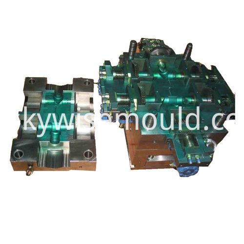 Camera plastic injection mold
