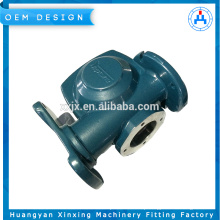 casting pump body fuel nozzle machining A356Compare Customize Gravity Casting