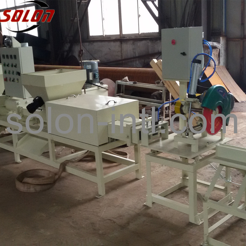 Wood Chips Sawdust Shaving Pallet Block Machine