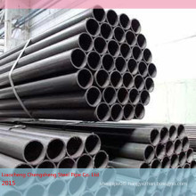 Hot sale API 5L pipe ASTM A53 GrB black carbon steel pipe seamless steel tube with best quality