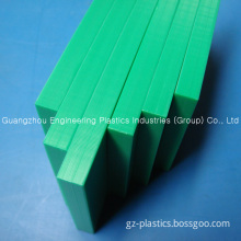 HDPE Sheet with RoHS Certificate