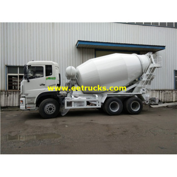 10m3 275HP Dongfeng Concrete Mixing Trucks