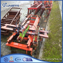 Steel agricultural equipment design