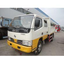 تستخدم Dongfeng duolika شاحنات قلابة للبيع
