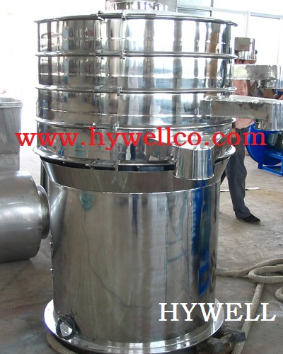 Dried Powder Vibrating Sieve