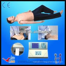 Advance multifonctionnel de premiers soins Adulte CPR formation mannequin ACL Manikins