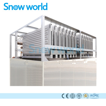 Machine à glace en plaques Snow World 3T