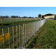 China Manufacturer Cheap Galvanized Pedestrian Barriers