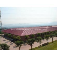 Proyecto de panel de techo