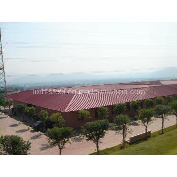 Projet de panneau de toit