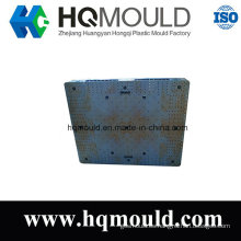 Molde de inyección de paletas de plástico para uso logístico