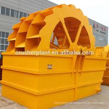 China berühmten Marke Schraube Typ Sand Waschmaschine