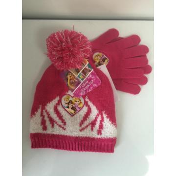 Jacquard Disney  Winter Knitting Beanie