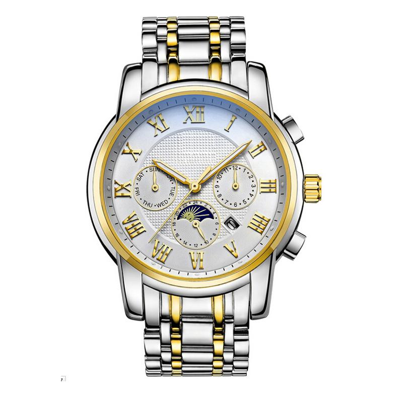 wholesale stainless steel chain international brands wrist watch