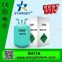 Chine fabrication de gaz réfrigérant r417a avec hith pur au-dessus de 99,9%