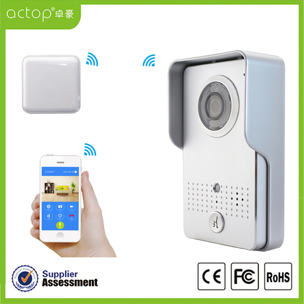WIFI Motion Sensor Doorbell