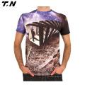 Solamente disponible a la camiseta de los hombres de los hombres / camiseta de la manera / camiseta apta seca