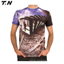 Only Available to The Us Men′s T-Shirt/Fashion T-Shirt/Dry Fit T Shirt