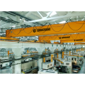 Elektrisch licht Duty Single Girder Suspension Bridge Crane