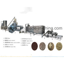 Big Scale Dog Food Pellet Making Machine